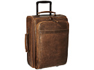 Scully Squadron Wheeled Carry-On (Antique Brown)