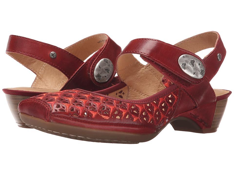 Pikolinos Gandia 849 5618 Sandia Womens Shoes