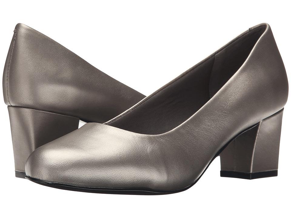 Trotters Candela (Pewter) High Heels