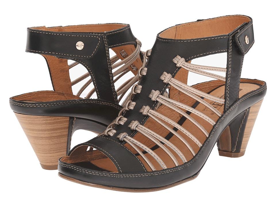 Pikolinos - Java W5A-0728C1 (Black) High Heels