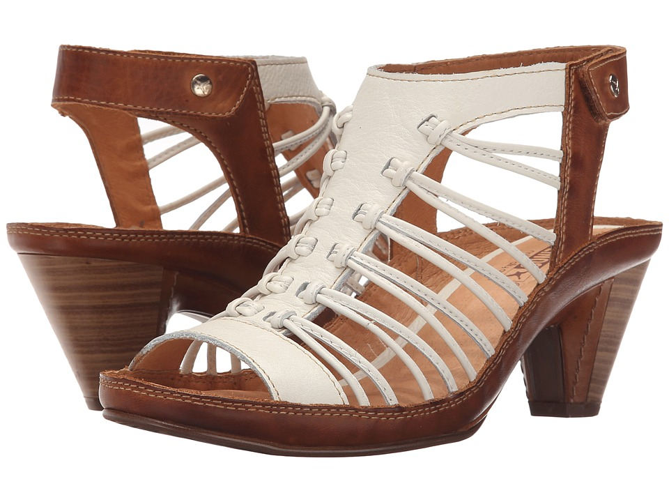 Pikolinos Java W5A-0728 (Nata/Brandy) High Heels