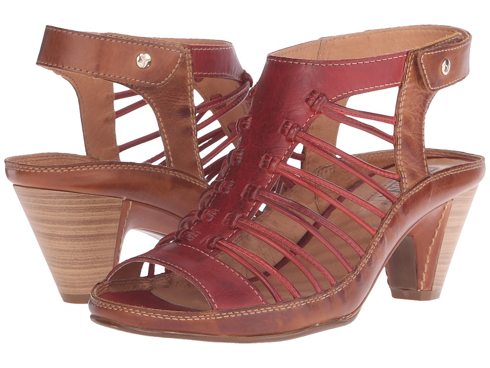 Pikolinos - Java W5A-0728 (Sandia/Brandy) High Heels