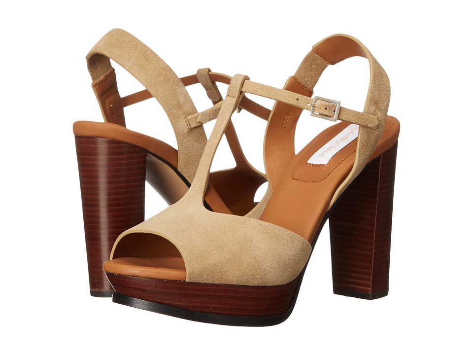 See by Chloe SB24100 (Beige) High Heels