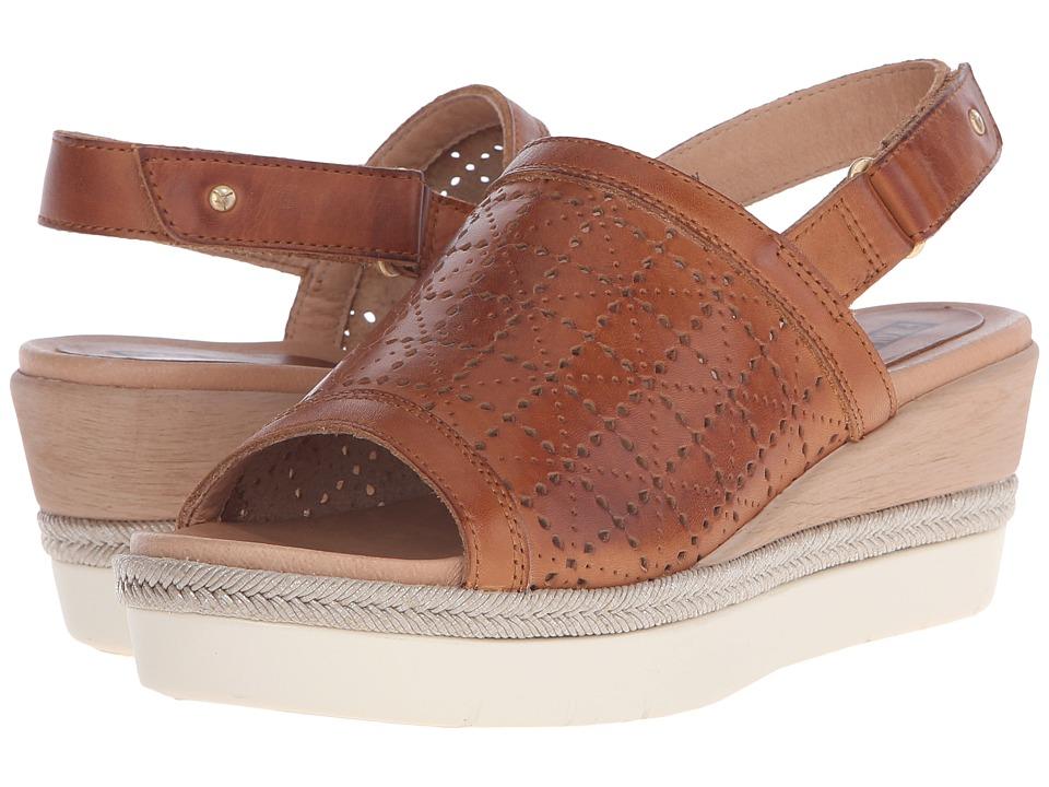 Pikolinos Madeira W3G 0784 Brandy Womens Shoes