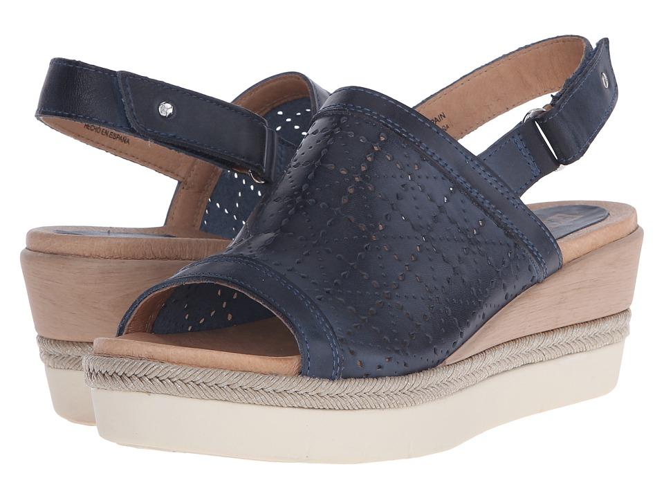 Pikolinos Madeira W3G 0784 Ocean Womens Shoes