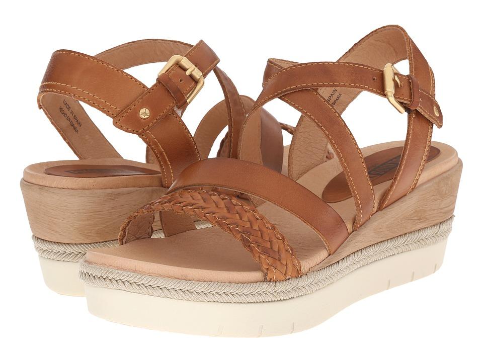 Pikolinos Madeira W3G 0765 Brandy Womens Shoes