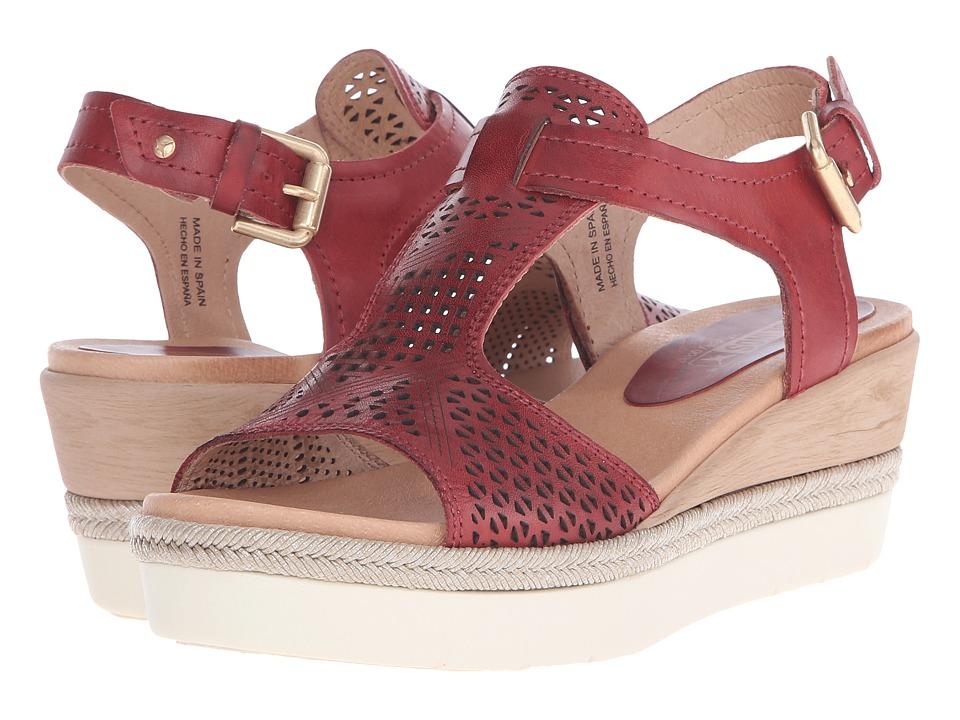 Pikolinos Madeira W3G 0786 Sandia Womens Wedge Shoes