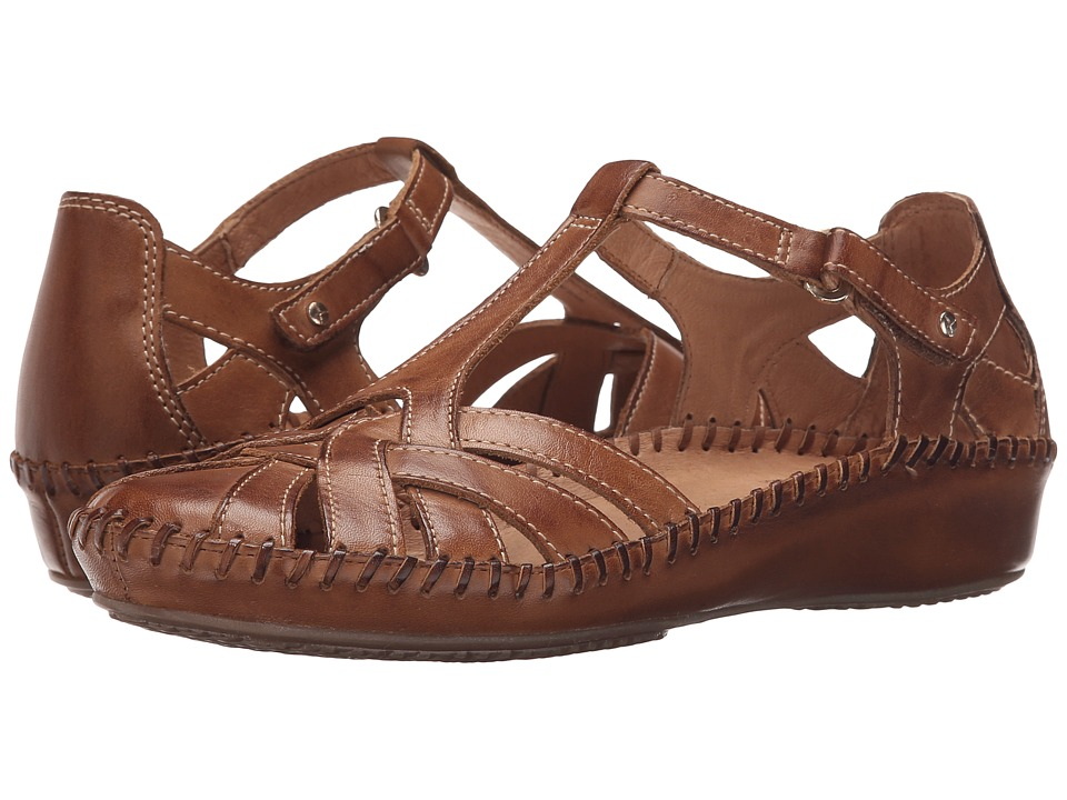 Pikolinos Puerto Vallarta 655-0732C1 (Brandy/Brandy) Women's Shoes