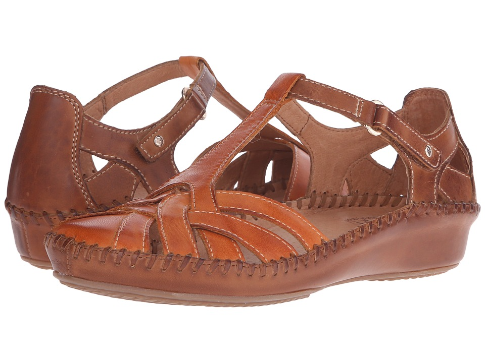 Pikolinos - Puerto Vallarta 655-0732C1 (Orange/Brandy) Women