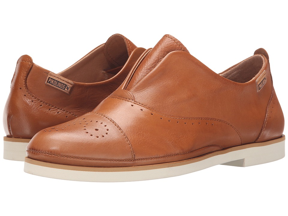 Pikolinos Santorini W7G-3517 (Brandy) Women's Shoes