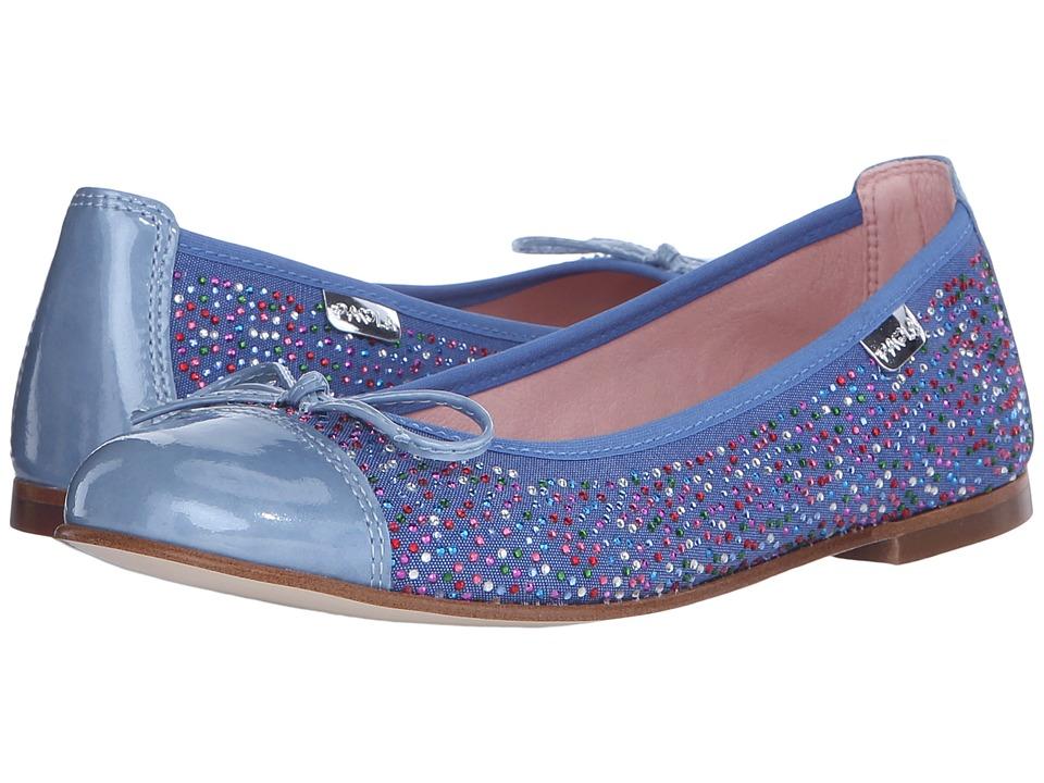 Pablosky Kids 8141 Little Kid/Big Kid Jeans Girls Shoes