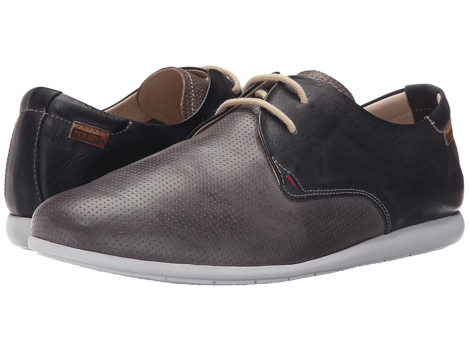 Pikolinos - Faro 07R-4026 (Dark Grey/Navy Blue) Men