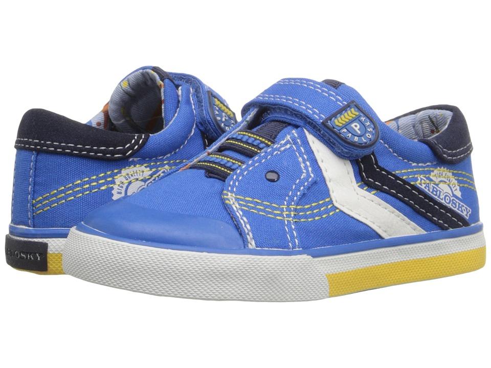 Pablosky Kids 9306 Toddler Cobalt Boys Shoes
