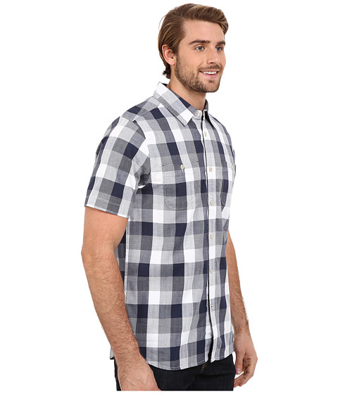 The north face short sleeve shadow gingham shirt modesens for The north face short sleeve shirt