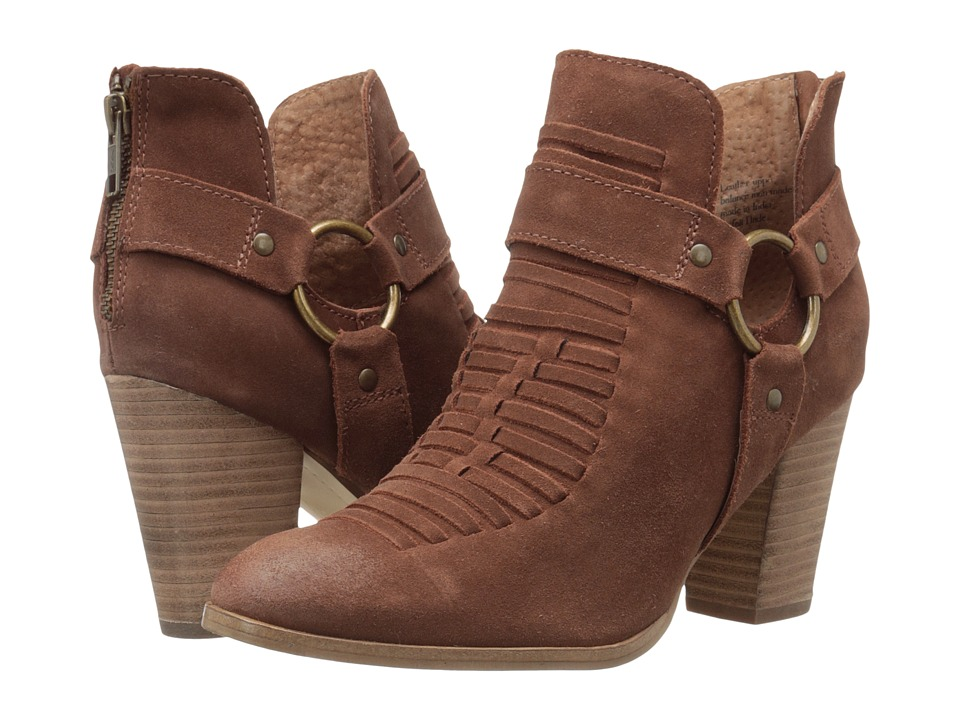 Seychelles - Impossible (Cognac Suede) Women