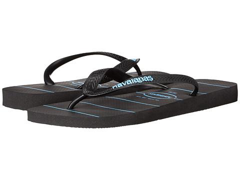 Havaianas Top Stripes Logo Sandal