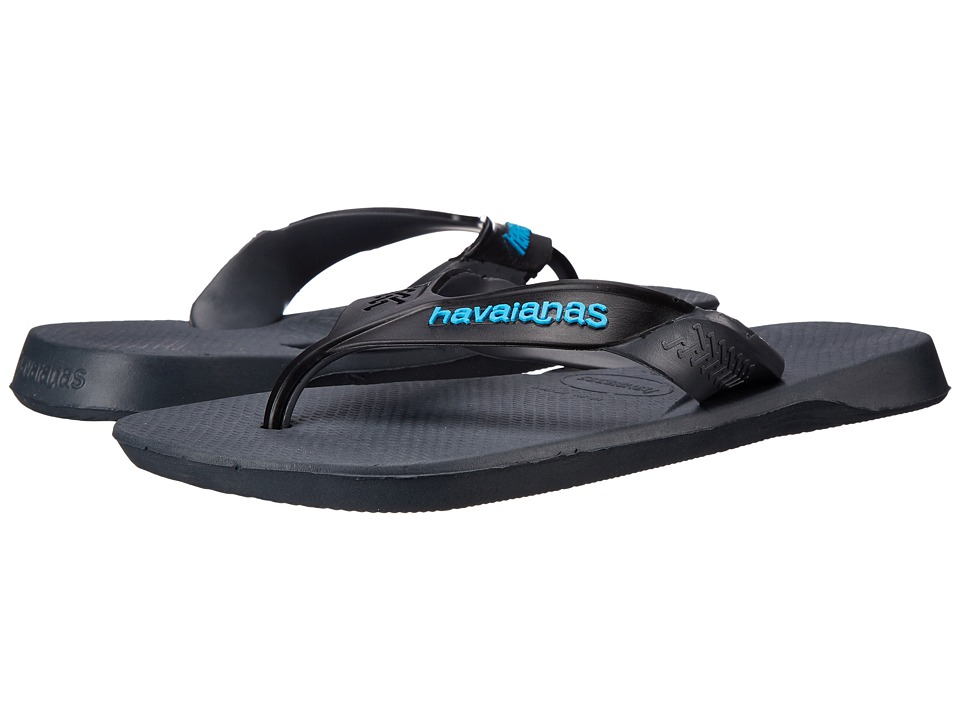 Havaianas Dynamic Flip Flops (Grey) Men