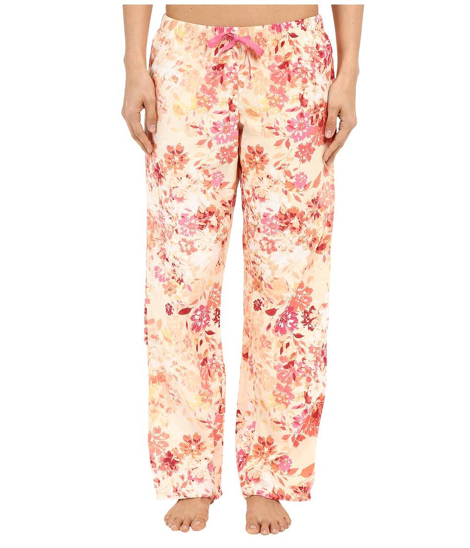 Life is good Soft Floral Sleep Pants Floral Multi Womens Pajama