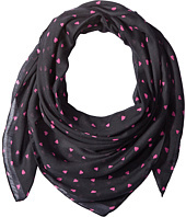 Life is good - Little Hearts Market Scarf