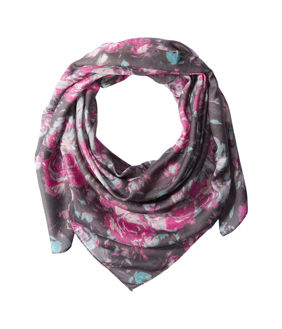 Life is good Garden Scarf Blue Multi Scarves