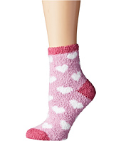 Life is good - Lightweight Heart Snuggle Socks