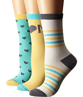 Life is good - Mother's Day Crew Socks 3-Pack