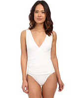 Vince Camuto - Polish Draped Surplus w/ Shelf Bra