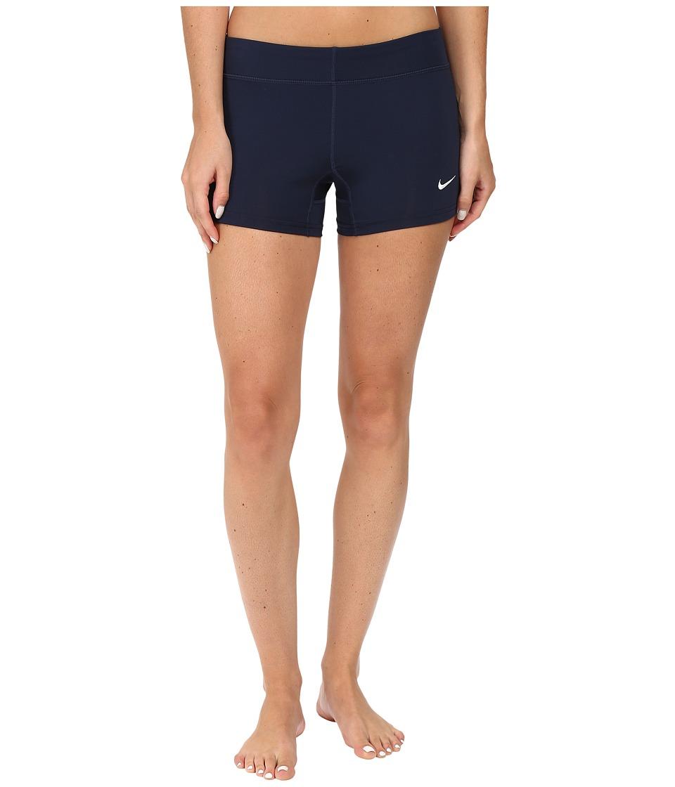 Nike Performance Short (College Navy/White) Women
