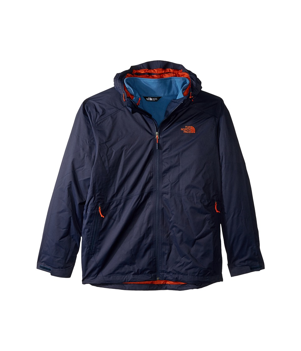 The North Face Arrowood Triclimate Jacket Cosmic Blue/Cosmic Blue Mens Coat
