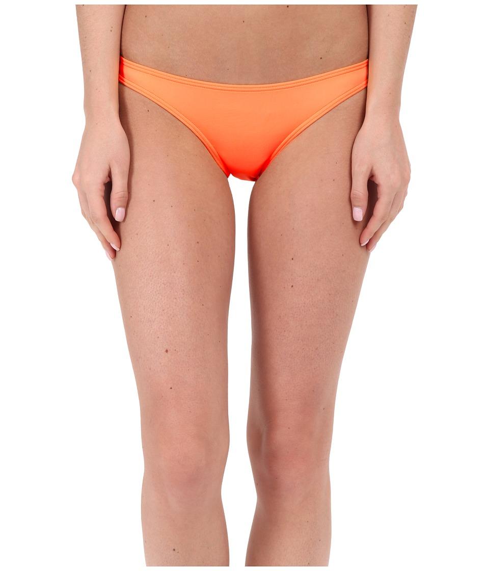 Rip Curl Love N Surf Classic Swim Pants Light Orange Womens Swimwear