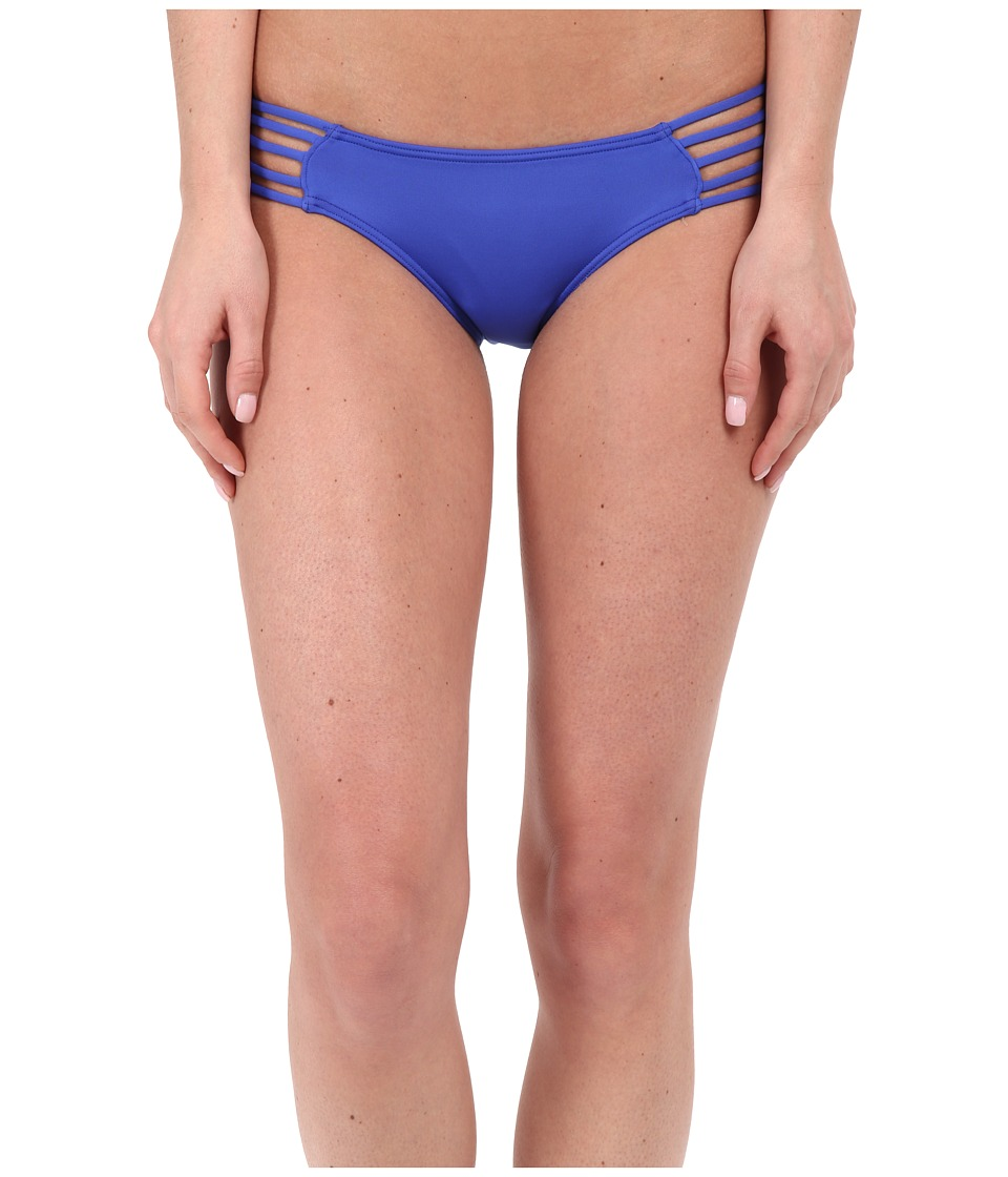 Rip Curl Love N Surf Luxe Hipster Bottoms Dazzling Blue Womens Swimwear