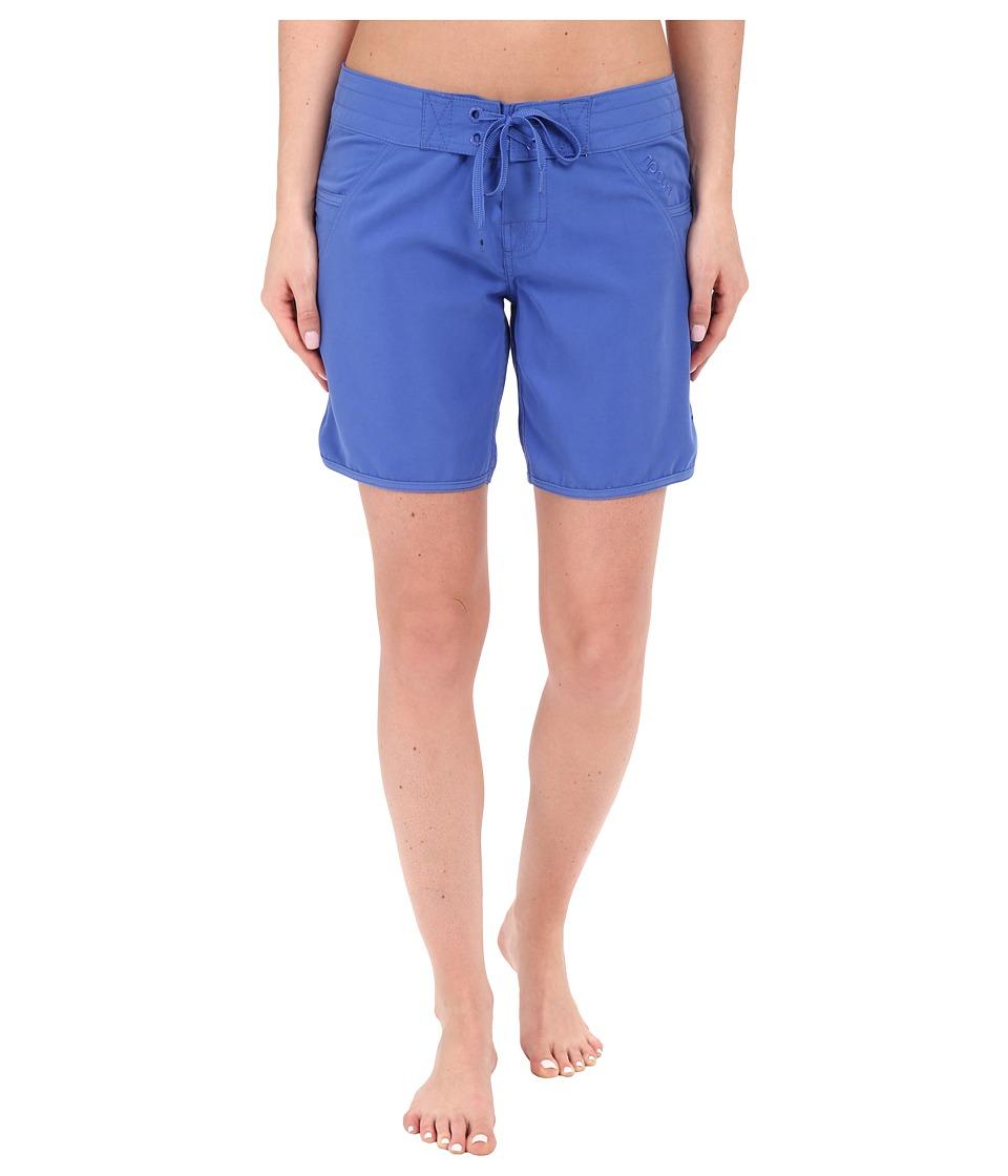 Rip Curl Love N Surf 7 Boardshorts Dazzling Blue Womens Swimwear
