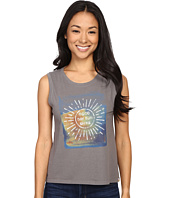 Life is good - Good Day Sunshine Muscle Tee