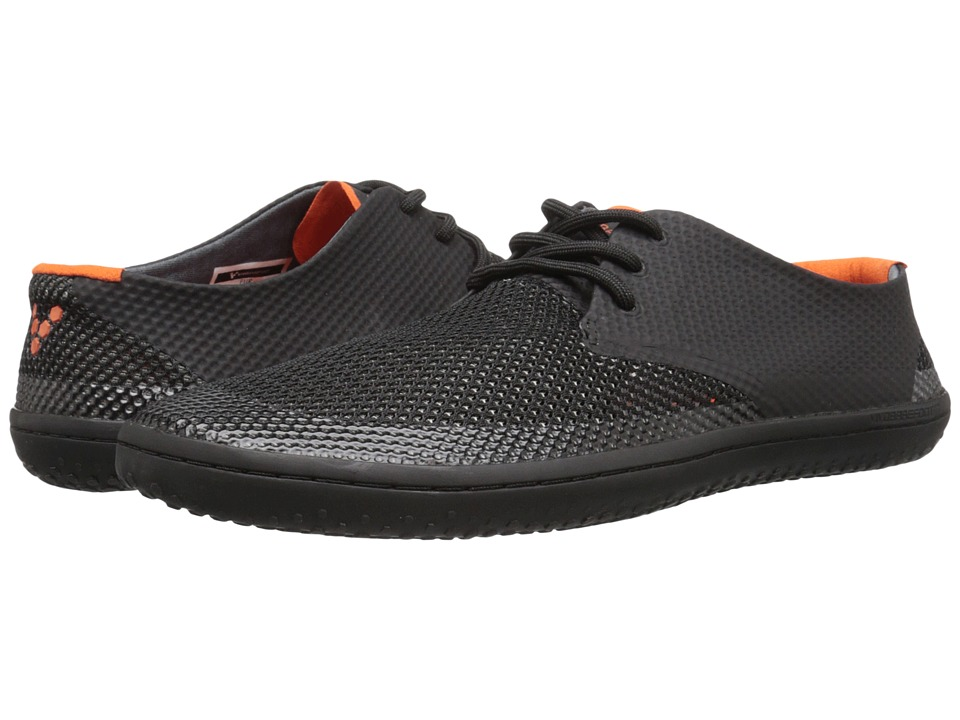 Vivobarefoot RA II Lite Black Mesh Mens Shoes