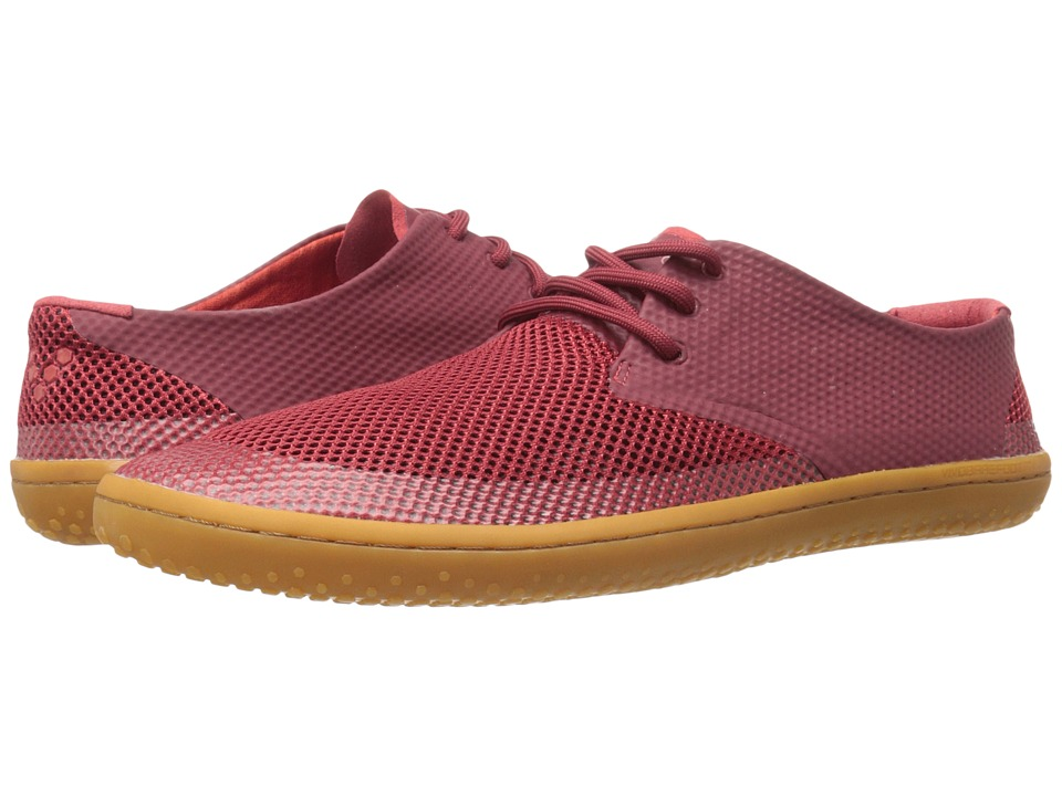 Vivobarefoot RA II Lite Red Mesh Mens Shoes