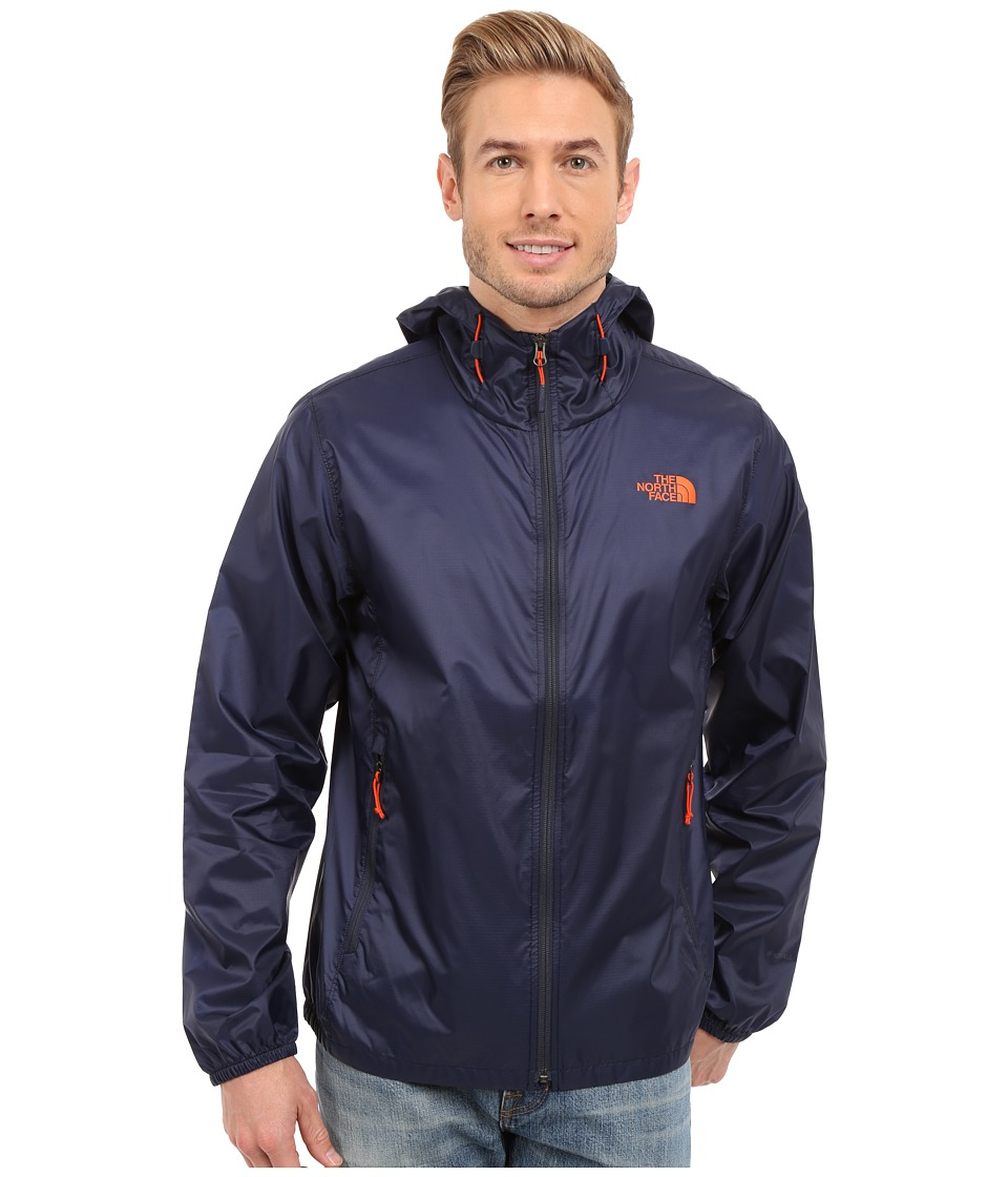 The North Face Cyclone Hoodie Cosmic Blue Mens Coat