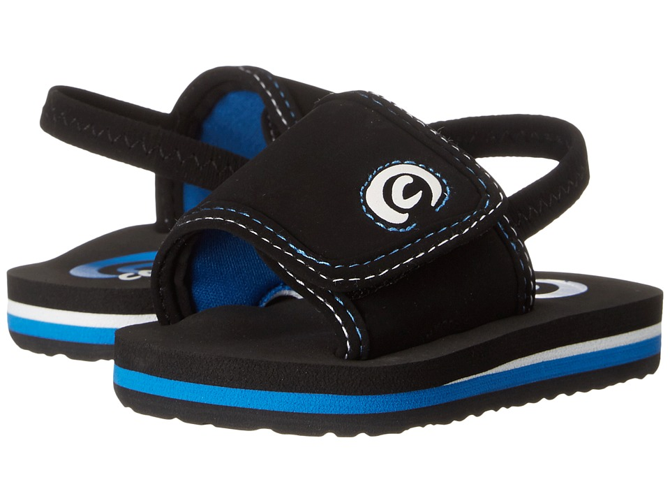 Cobian Kids GTS Jr Infant/Toddler Blue 2 Boys Shoes