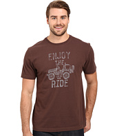 Life is good - Enjoy the Ride Jeep Crusher Tee