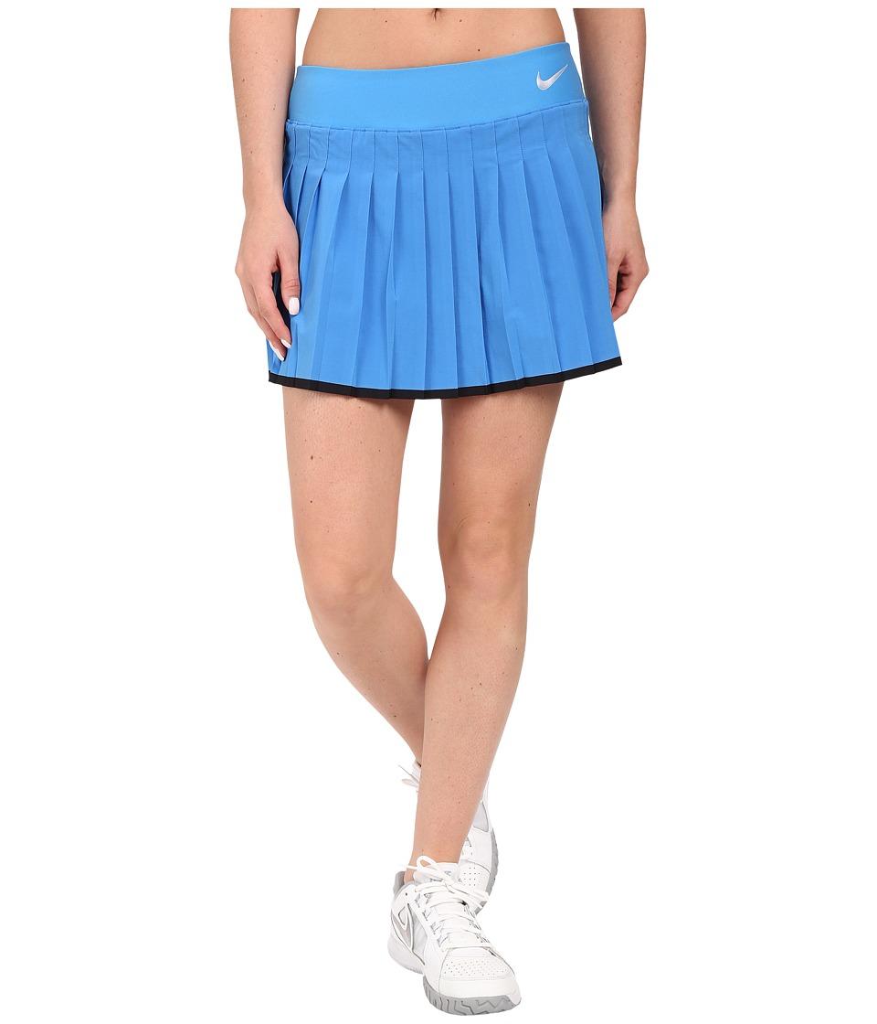 Nike Victory Skirt Light Photo Blue/White Womens Skort