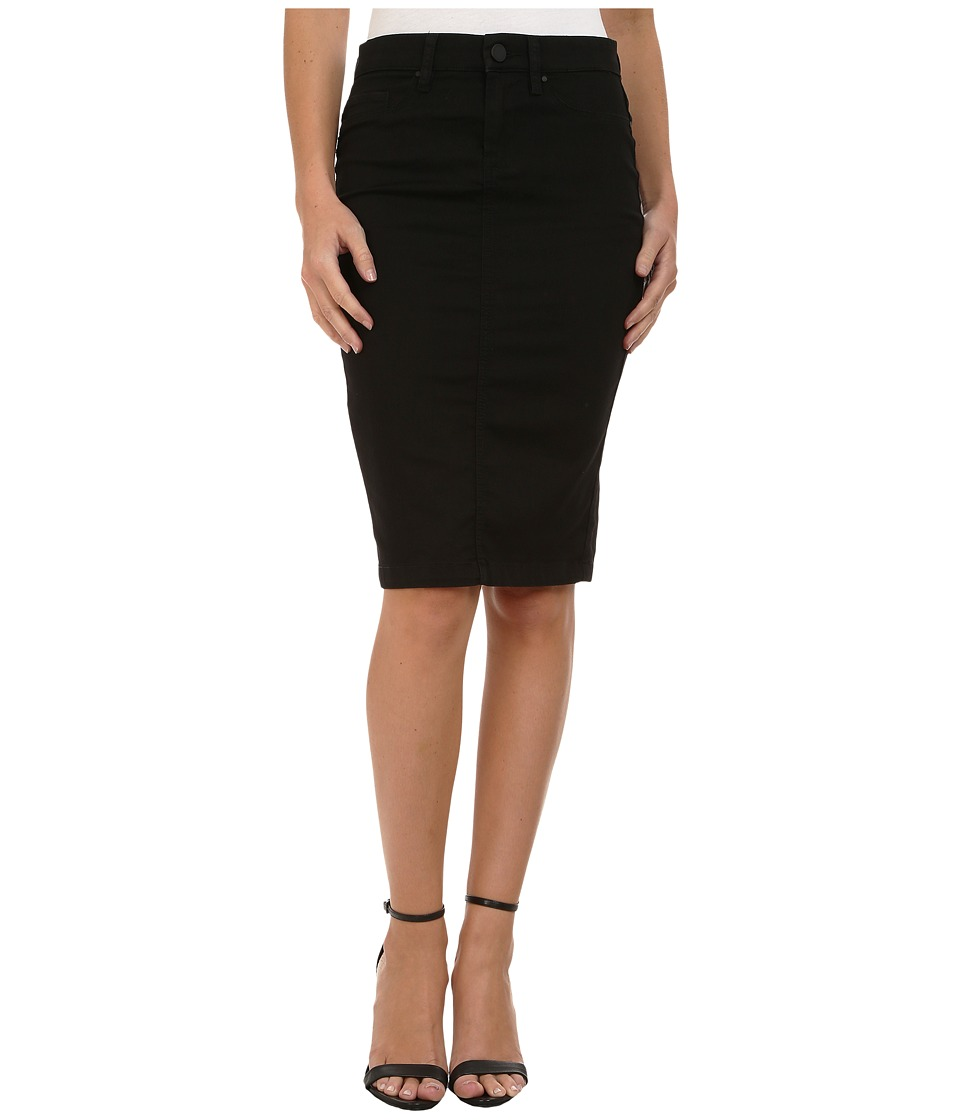 Blank NYC - Black Pencil Skirt in Nightchild (Nightchild) Womens Skirt