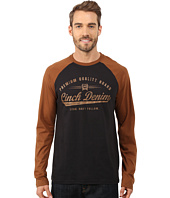 Cinch - Long Sleeve Raglan Tee