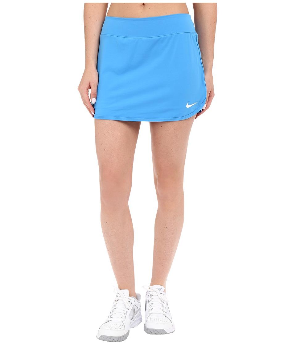 Nike Pure Skirt Light Photo Blue/White Womens Skort