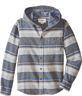 Billabong Kids - Ziggy Long Sleeve Woven (Big Kids)
