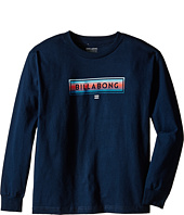 Billabong Kids - United Long Sleeve (Big Kids)