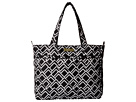 Ju-Ju-Be Legacy Collection Super Be Zippered Tote Diaper Bag (The Empress)