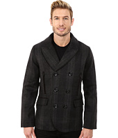 Robert Graham - O'Connor Peacoat Woven Outerwear