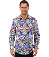 Robert Graham - Finn Maccool Long Sleeve Woven Shirt