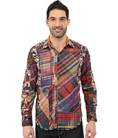 Robert Graham - Odd Man Out Long Sleeve Limited Edition Woven