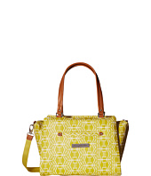 petunia pickle bottom - Glazed Statement Satchel