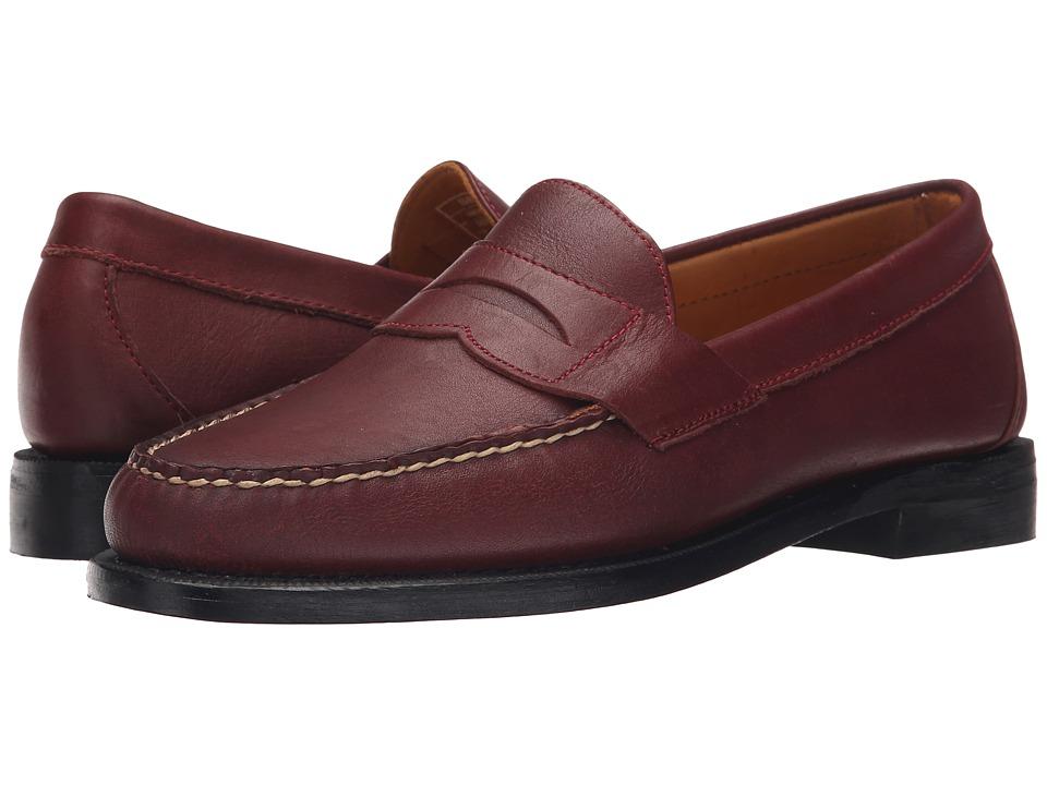Sebago - Crest Cayman II (Burgundy Leather) Men
